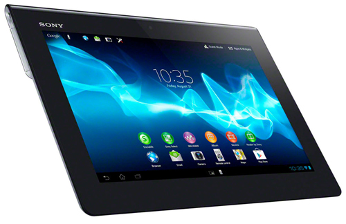 sony xperia tablet s review