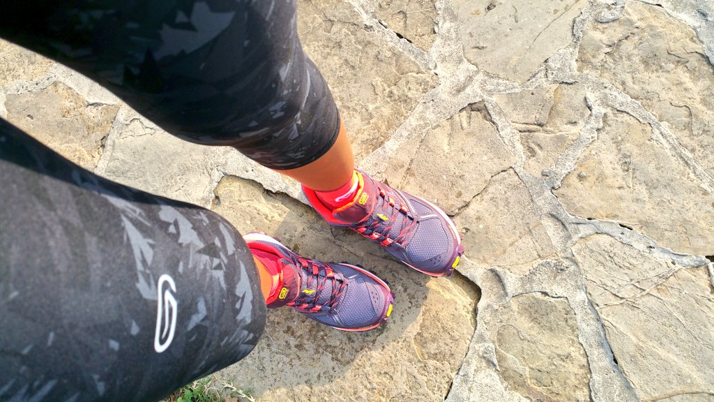 Metamorphose concept lifestyle blog trail running a for Interno coscia decathlon