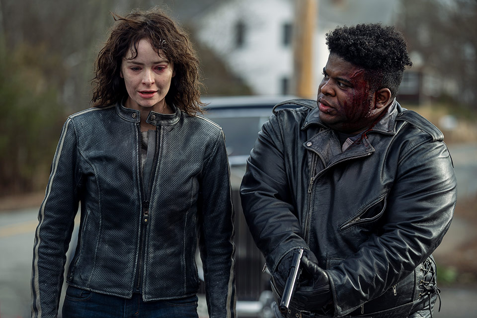 AMC's NOS4A2 | Gunbarrel | Ashleigh Cummings is Vic McQueen