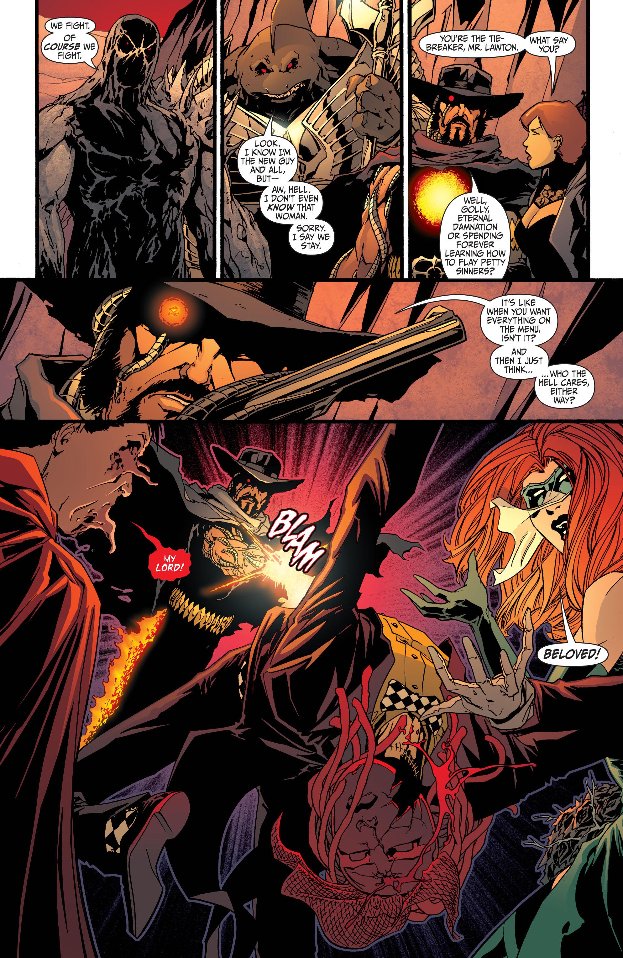 Read online Secret Six (2008) comic -  Issue #33 - 4