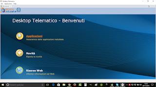 Desktop Telematico - entratel