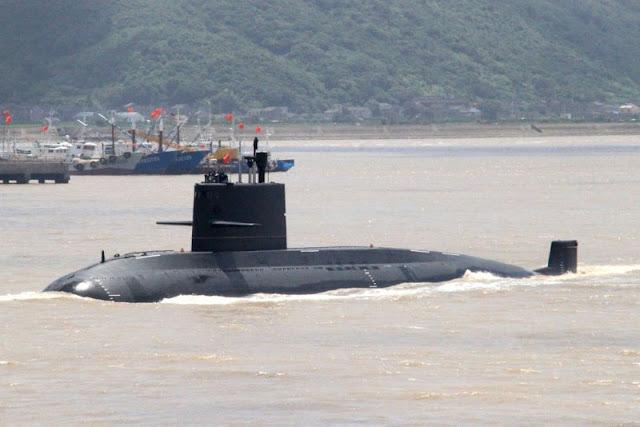 Resultado de imagen de Pakistán su radio estatal anunció un acuerdo para adquirir ocho submarinos diesel-eléctricos