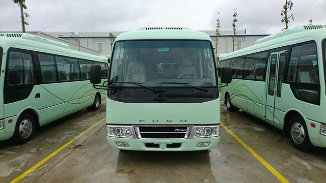 Bán xe khách 29 chỗ Trường Hải tại Hải Phòng giá tốt, hỗ trợ trả góp