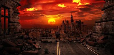 Uma Catástrofe pode acontecer em 2017?