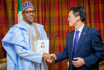 buhari china trip benefits