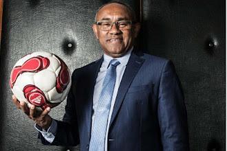 Ahmad Beats Hayatou To Emerge New CAF President