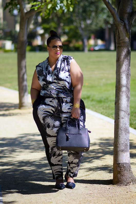 GarnerStyle | The Curvy Girl Guide: Jumpsuits & Taxes