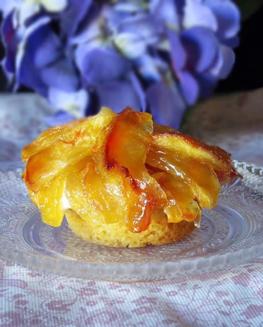 Tartaletas de manzana de Paco Torreblanca - Hogar y brasas
