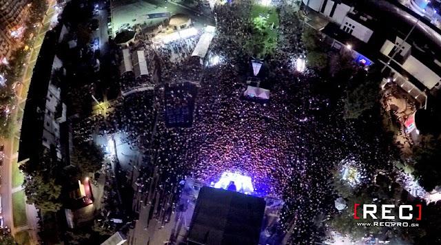 """Πάνω από 12.500 Πόντιοι στα βήματα του """"Ομάλ"""" για το βιβλίο των ρεκόρ Γκίνες!"""