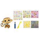 Littlest Pet Shop Deco Pets Monkey (#No #) Pet