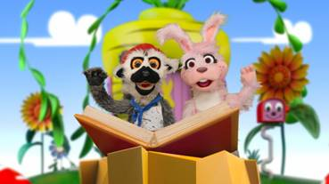 Discover The Wacky World Of Animals In The Newest Kids'channel Zoomoo