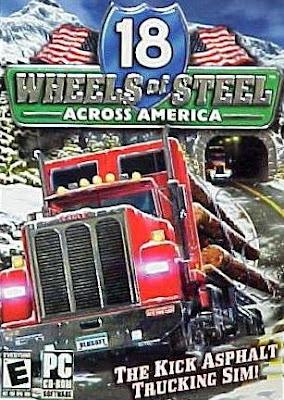 18 Wheel Of Steel Across America Android APK