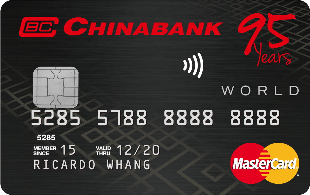 china bank credit card philippines online