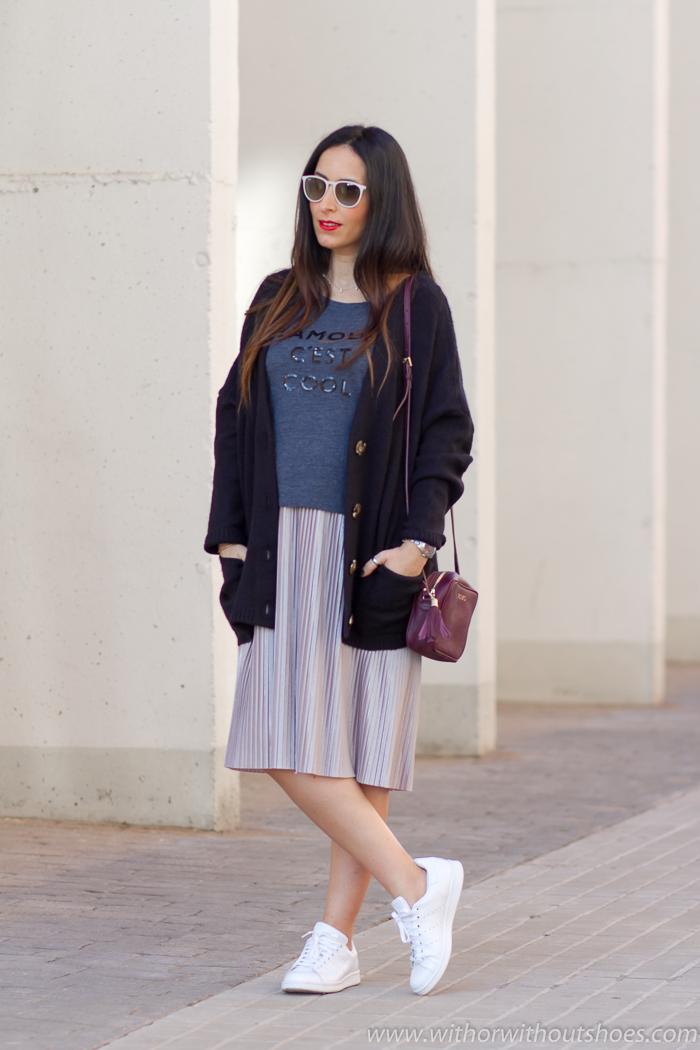 ideas de blogger influencer de Valencia sobre como vestir cuando estas embarazada para ir comoda