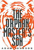 Men's book club the orphan master's son