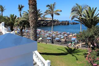 Tenerife, Santiago, coastal, beach