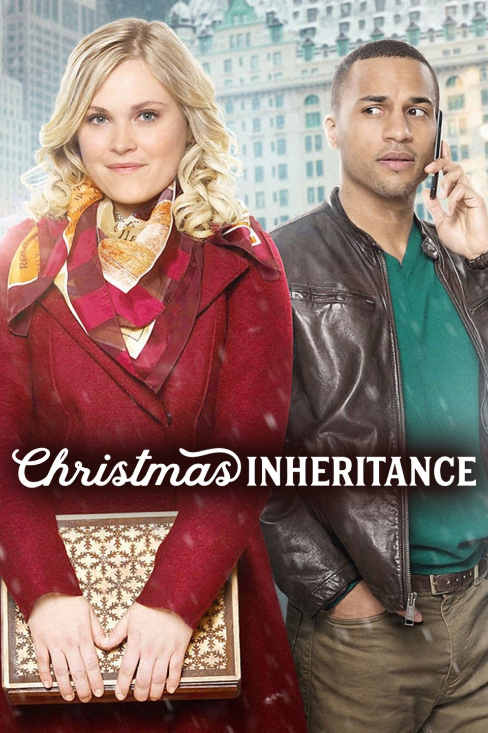 Christmas Inheritance Jake Lacy.Just Another Girl And Her Books 31 Days Of Christmas
