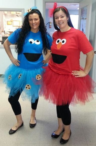 Costume Crafty How To Make A No Sew Cookie Monster Costume