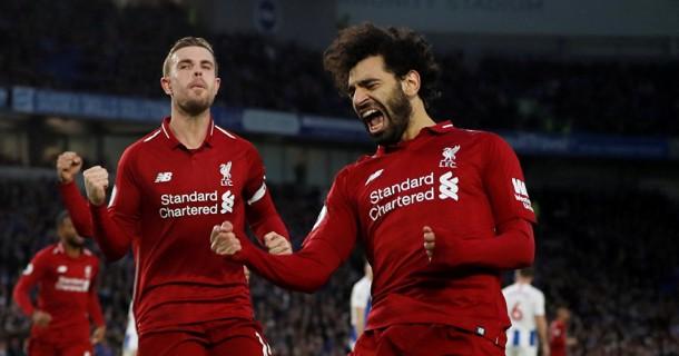 موعد مباراة ليفربول وإيفرتون في الدوري الإنجليزي