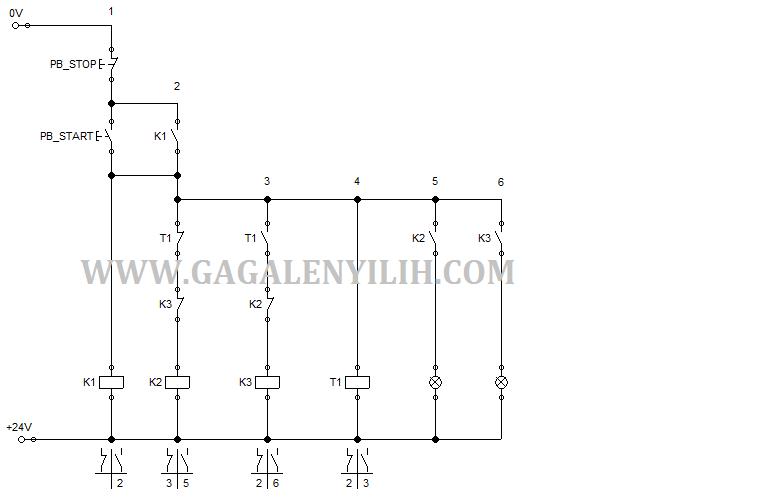 Rangkaian star delta motor 3 phase otomatis gagalenyilih rangkaian star delta motor 3 phase otomatis ccuart Image collections