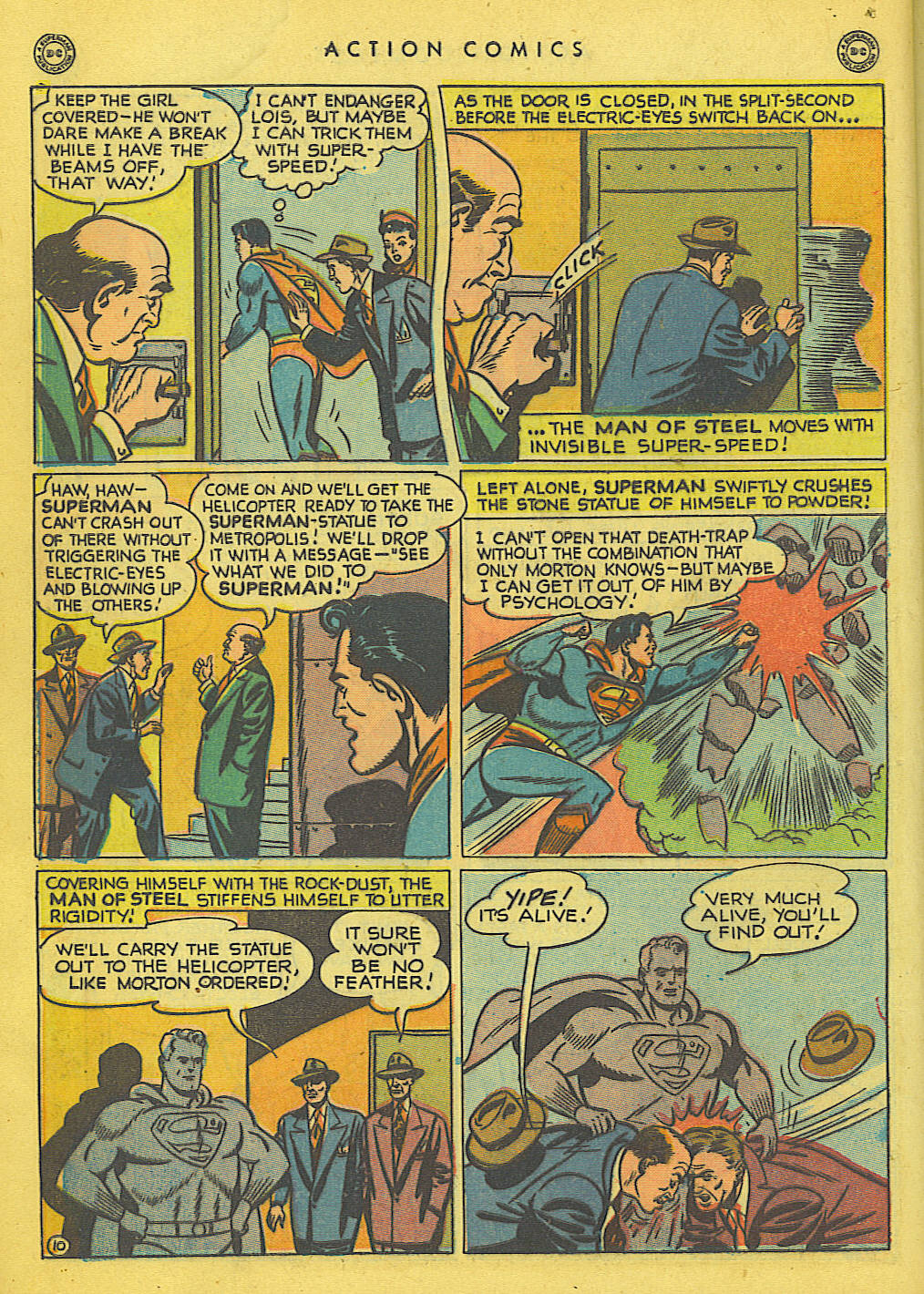 Read online Action Comics (1938) comic -  Issue #135 - 11