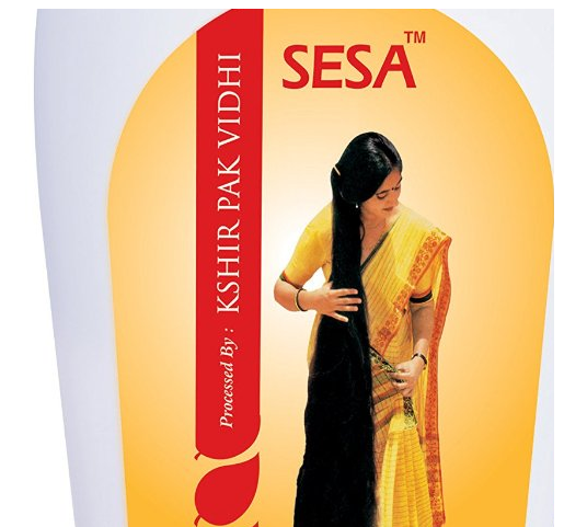 Sesa Hair Oil Reduces Hair Fall