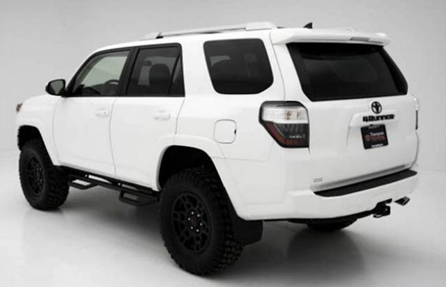 2018 Toyota 4Runner Rumors