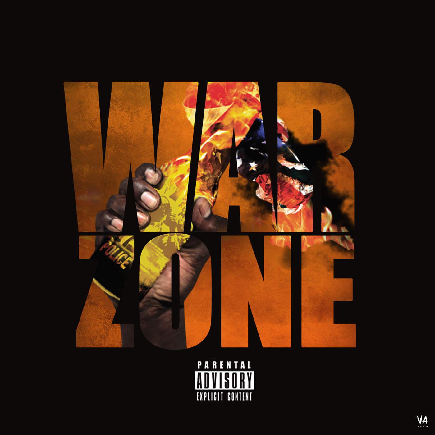 T.I. - Warzone - Single Cover