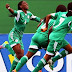 Drama as Victorious Super Falcons Stage Protest Agiant NFF in Abuja