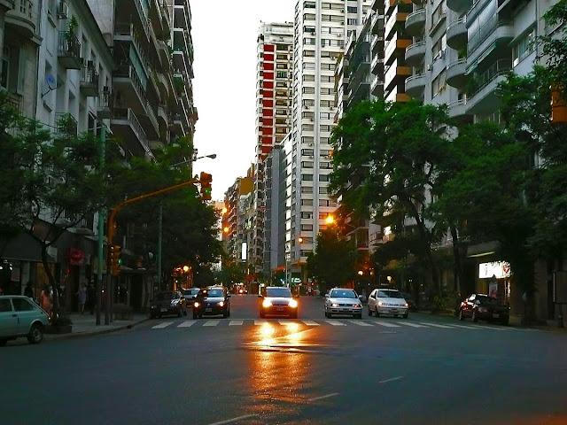 Semáforo en Callao