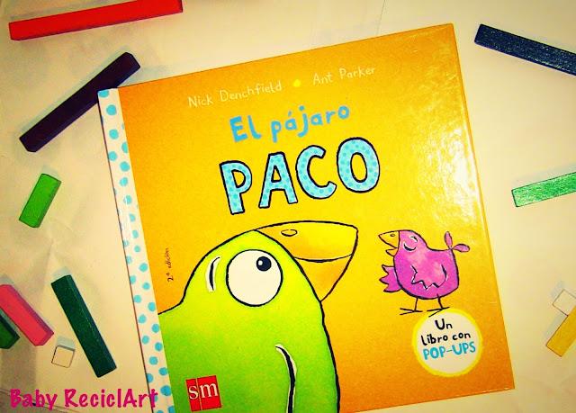 """#Hoyleemos """"El pájaro Paco"""" con literaturas SM"""