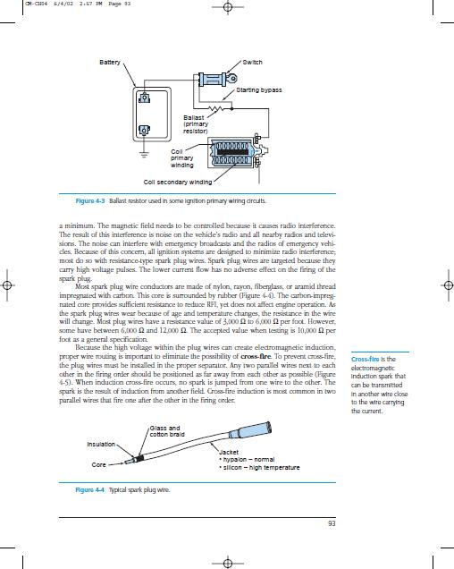 Automotive Wiring And Circuit Diagrams