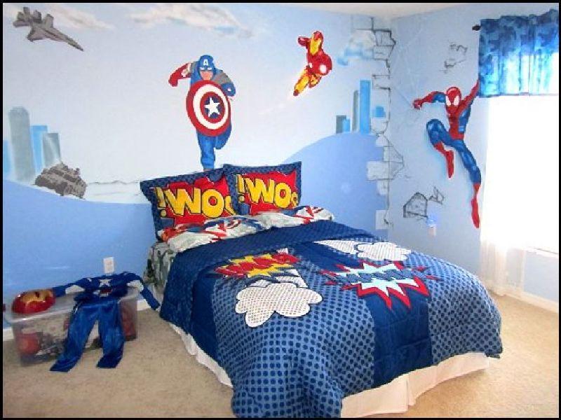 Tips Desain Kamar Tidur Anak Laki Dunia Manfaat Wallpaper Dinding