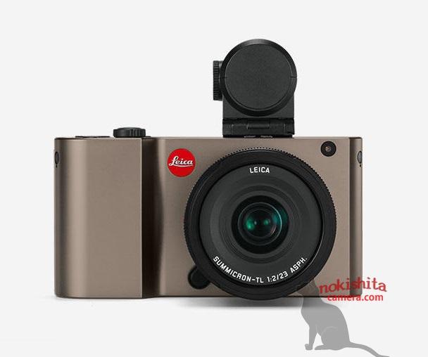 Leica TL с видоискателем