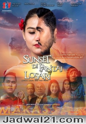 Film SUNSET DI PANTAI LOSARI 2018
