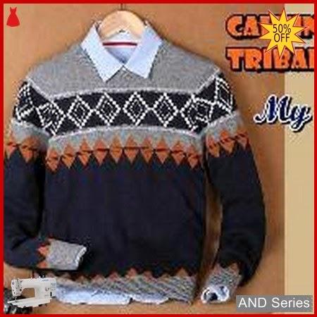 AND342 Sweater Pria Calvino Tribal Murah BMGShop