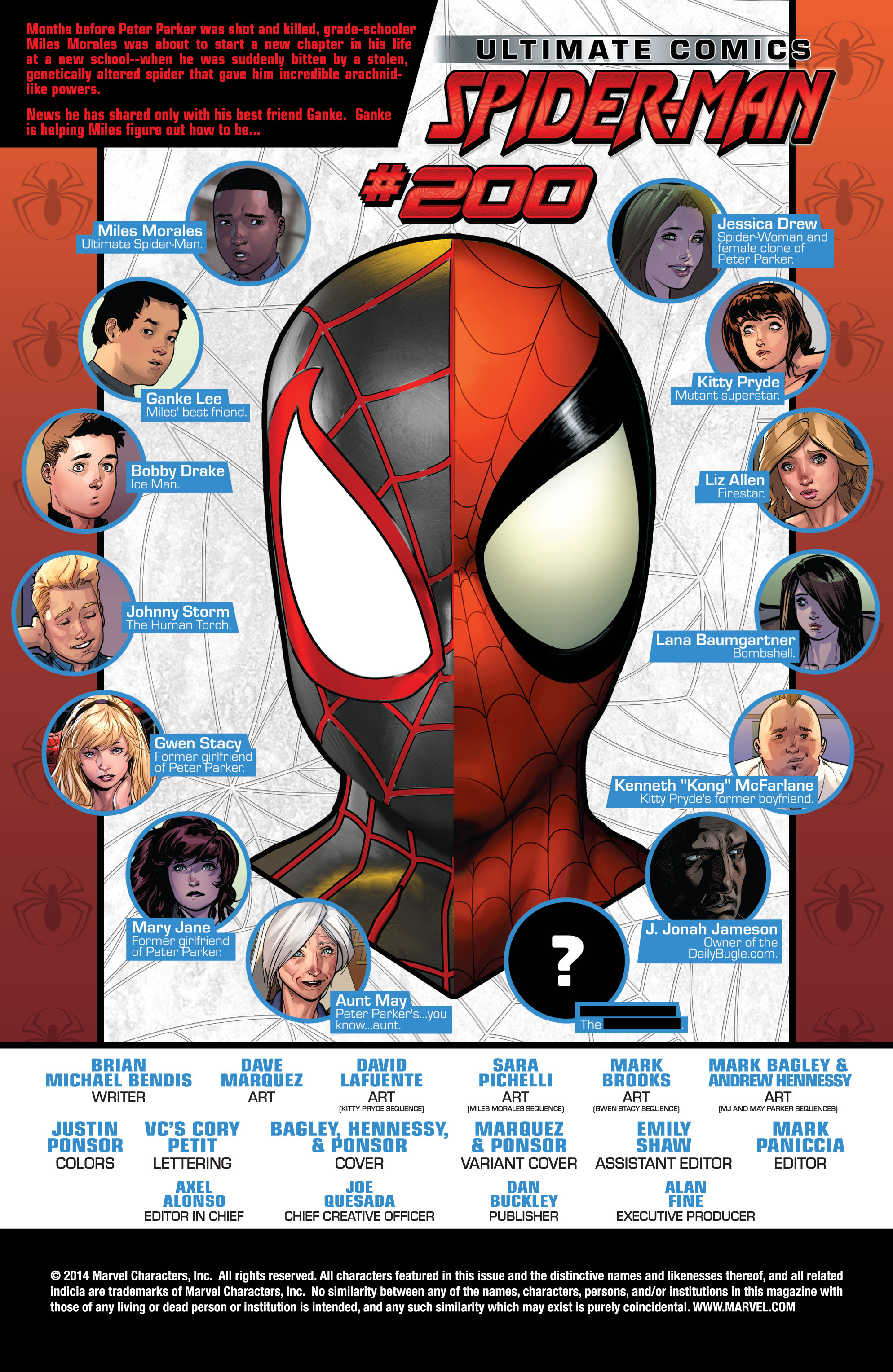 Read online Ultimate Comics Spider-Man (2011) comic -  Issue #200 - 2