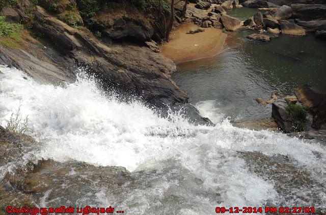Kanthanpara waterfall Meppadi