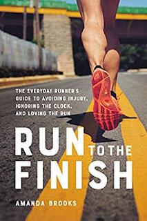 Run to the Finish by Amanda Brooks