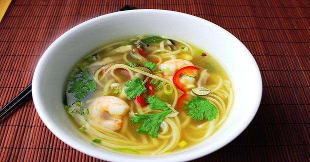 Hot And Sour Noodle Soup Recipe