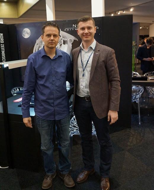 Daniel Nebel and Andrei Kluska