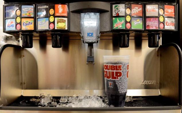 Crazy Days and Nights: New York City Passes Soda Ban