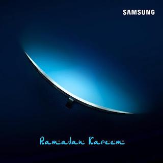 اعلان Samsung لرمضان