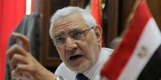 التحفظ على أموال القيادى الإخوانى عبد المنعم أبو الفتوح