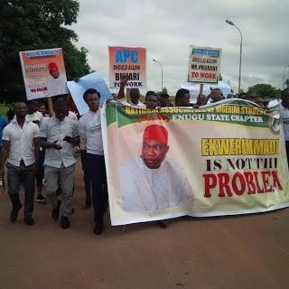 You are a bastard Igbo, leave Ekweremadu alone – Archbishop Chukwuma blasts Okorocha