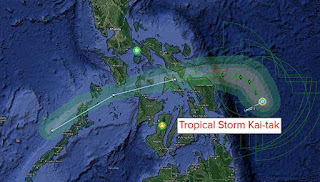 Storm Hits Philippines Leaving 26 Killed, Thousands Stranded
