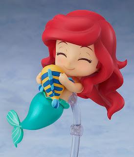 """Nendoroid de Ariel de """"La Sirenita"""" - Good Smile Company"""