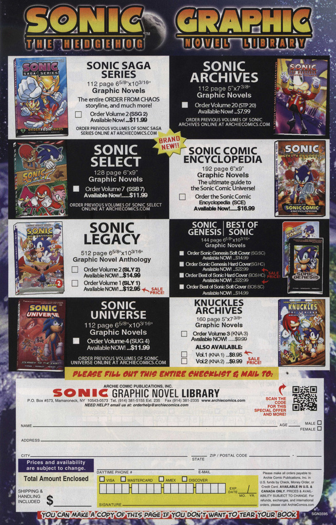 Read online Sonic The Hedgehog comic -  Issue #246 - 13
