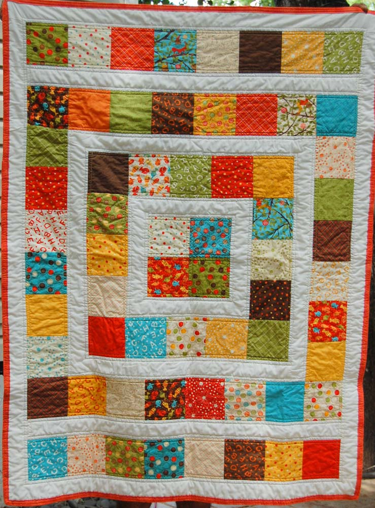 Stormy Days 100 Quilts For Kids Link Up Party