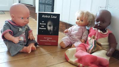 Anna Sam Raoul Cauvin Le silence des poupées Acrodacrolivres avis chronique critique taxidermie